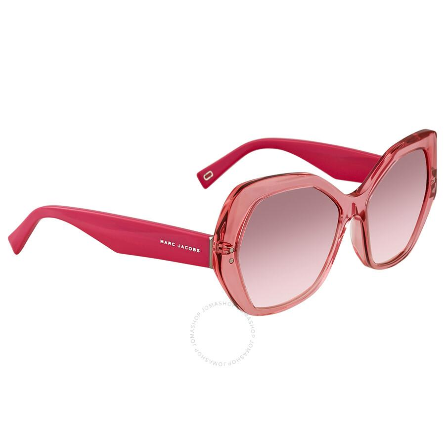 5d4f115901d Marc Jacobs Round Sunglasses MARC117S 0271 2C 56 - Marc Jacobs ...