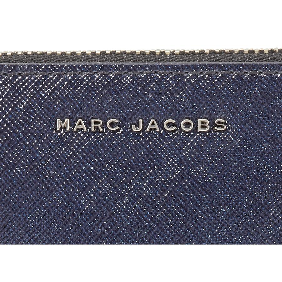 6d8670e66d9e Marc Jacobs Saffiano Leather Wallet- Navy Blue - Marc by Marc Jacobs ...