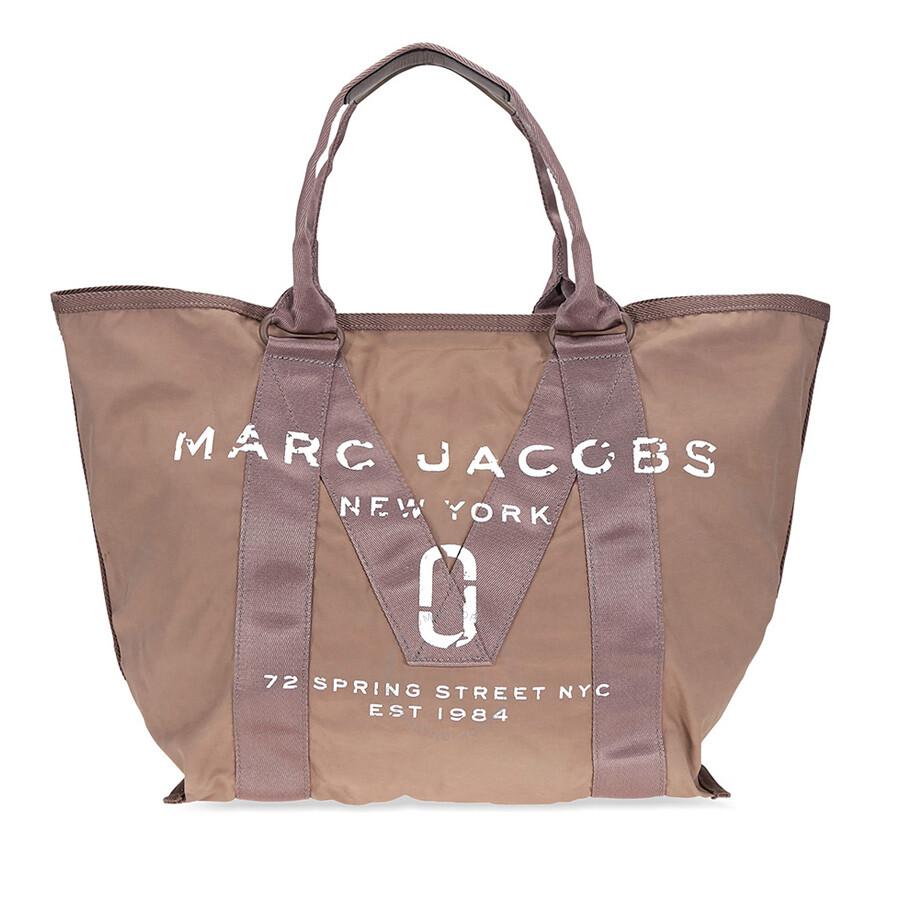 Marc Jacobs Women S Brown Cotton Tote