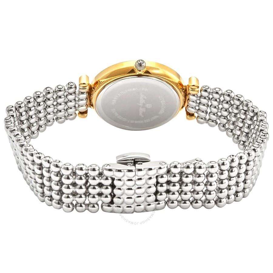 Allure Crystal White Dial Ladies Watch D539BI