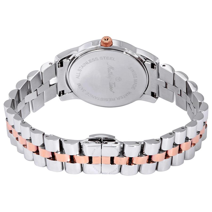 Artemis Crystal White Dial Ladies Watch D1086BI