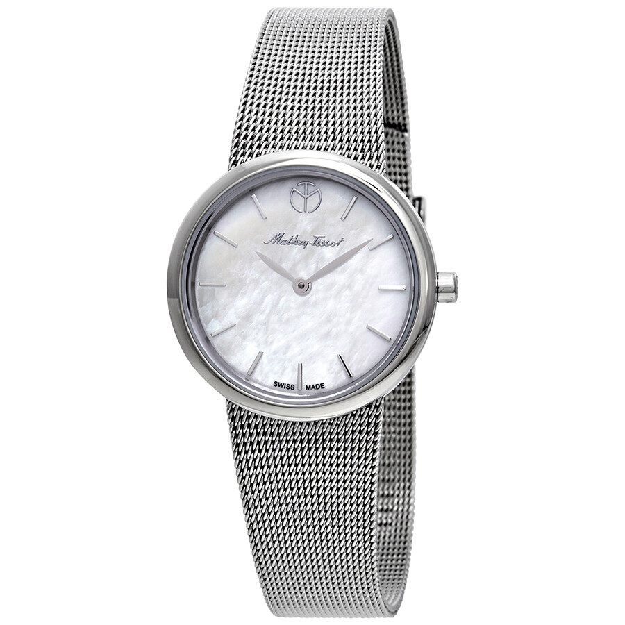 Milly Mother of Pearl Dial Ladies Watch D403AI