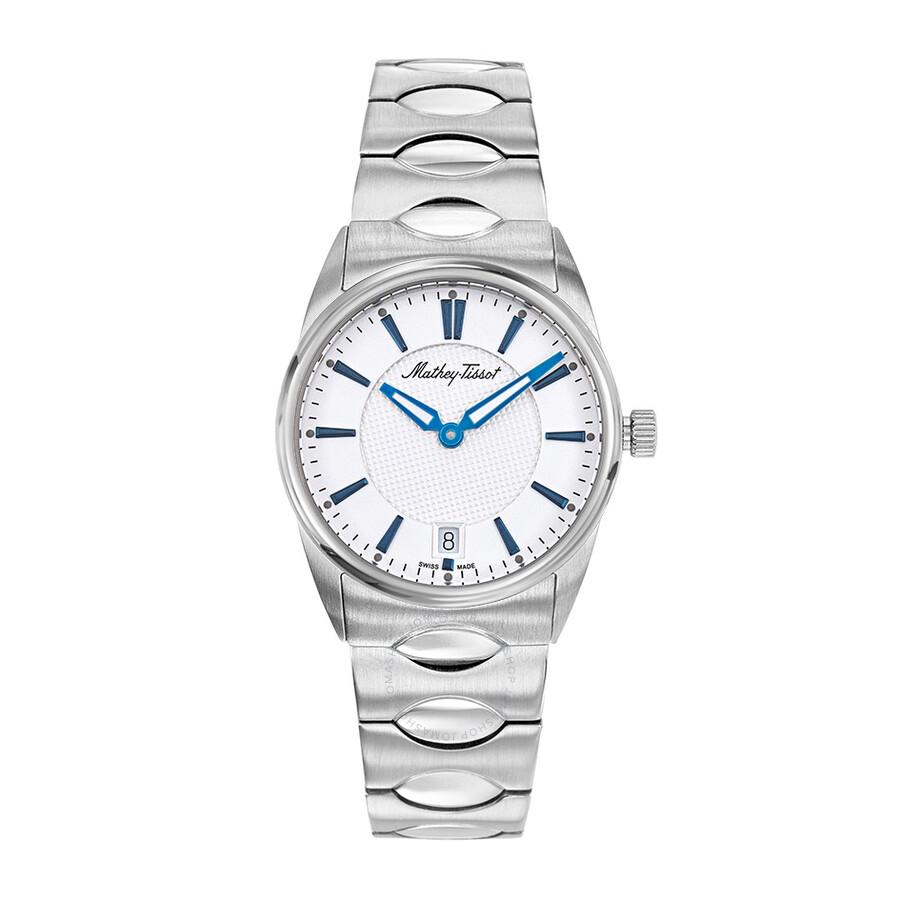 Anaconda Quartz White Dial Ladies Watch D791AI
