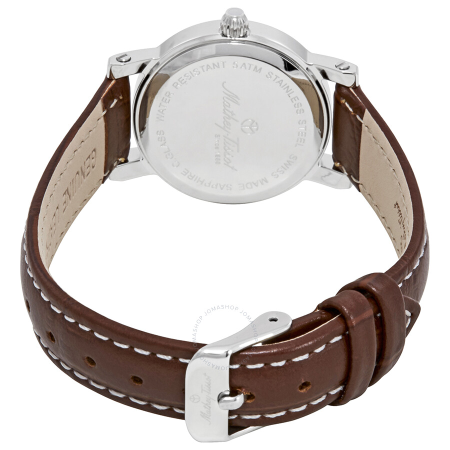City White Dial Ladies Watch D31186AG