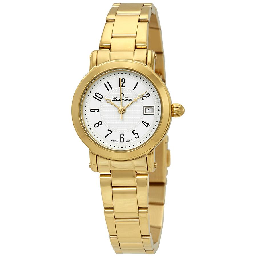 City White Dial Ladies Watch D31186MPG
