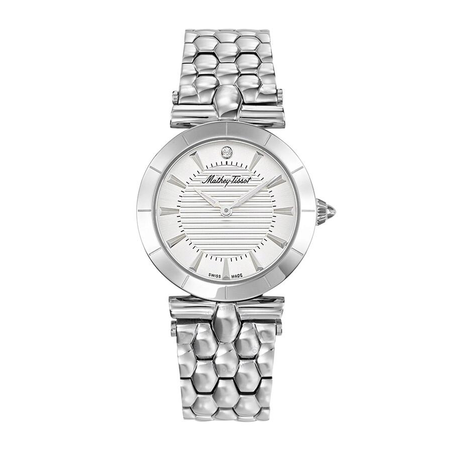 Tarta Quartz White Dial Ladies Watch D106AI