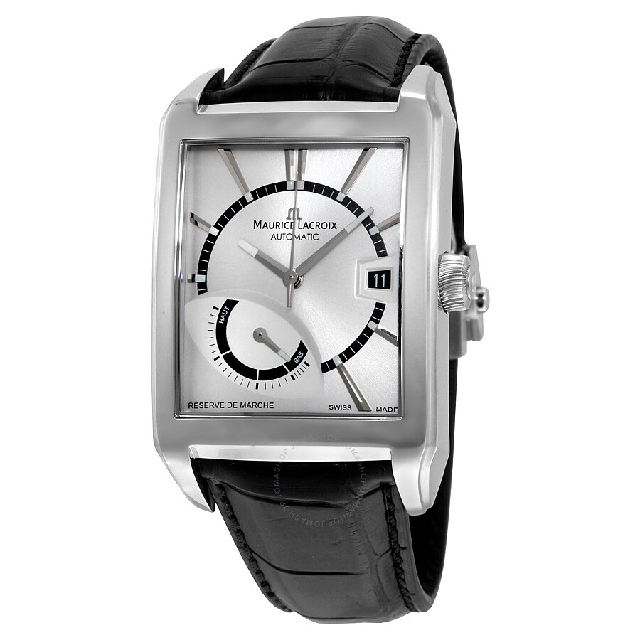Maurice lacroix pontos automatic men 39 s watch pt6217 ss001 130 pontos maurice lacroix for Maurice lacroix watches