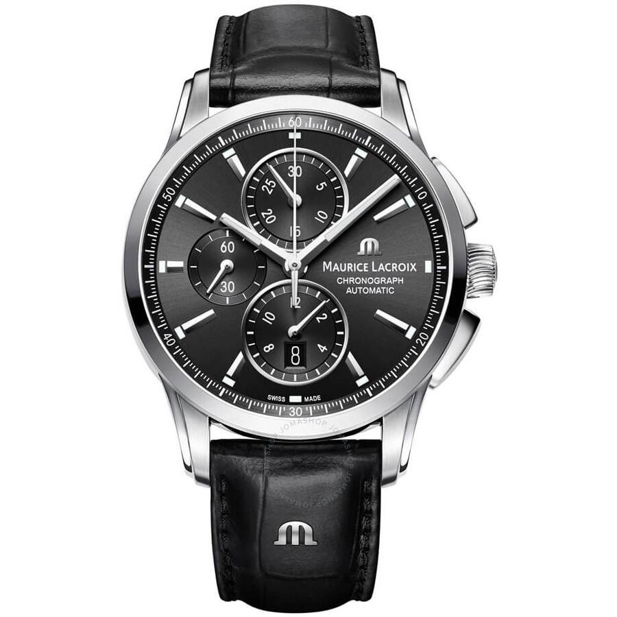 maurice lacroix pontos chronograph automatic s
