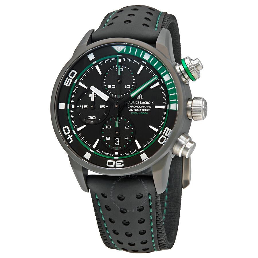 ddec0cac2897 Maurice Lacroix Pontos S Extreme Chronograph Automatic Men s Watch