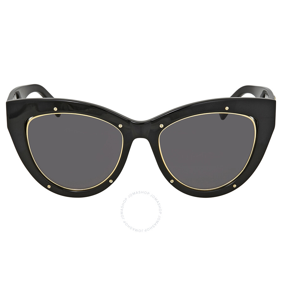 e36b820b38 MCM Grey Cat Eye Ladies Sunglasses MCM 603S 001 53 - MCM ...