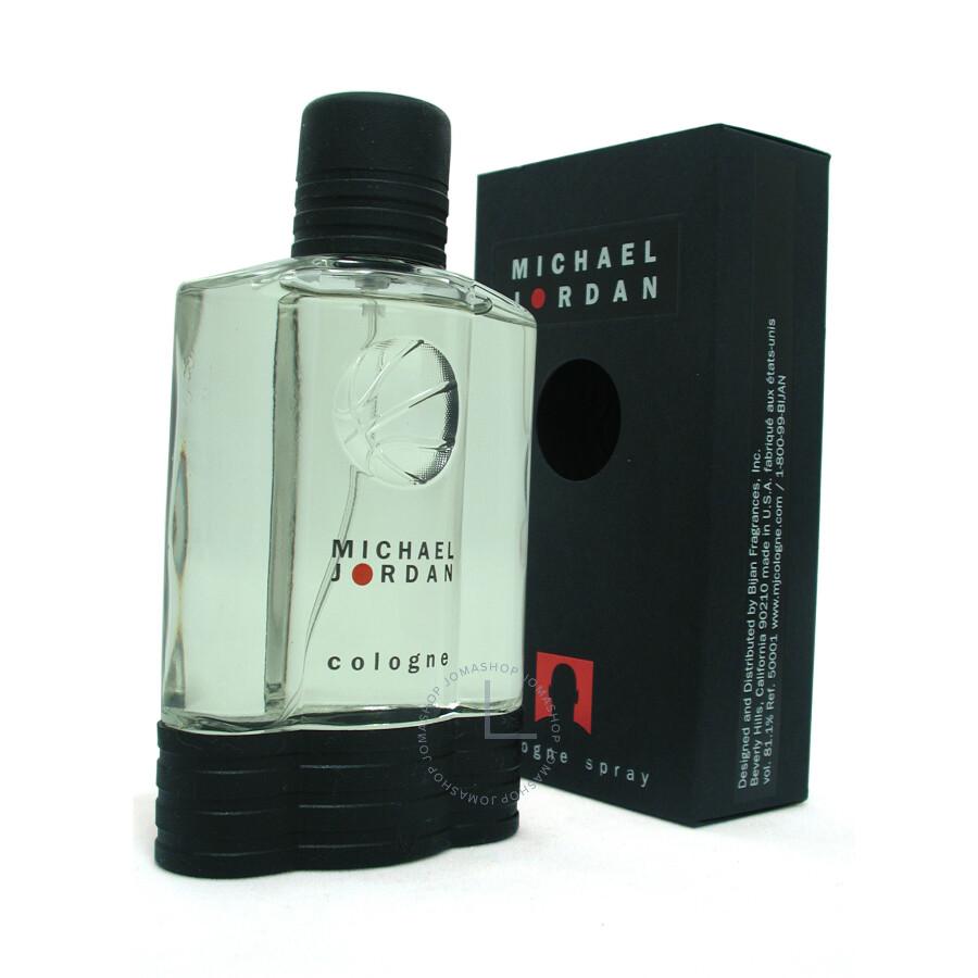 Michael jordan michael jordan cologne spray 3 3 oz m for Michael jordan perfume