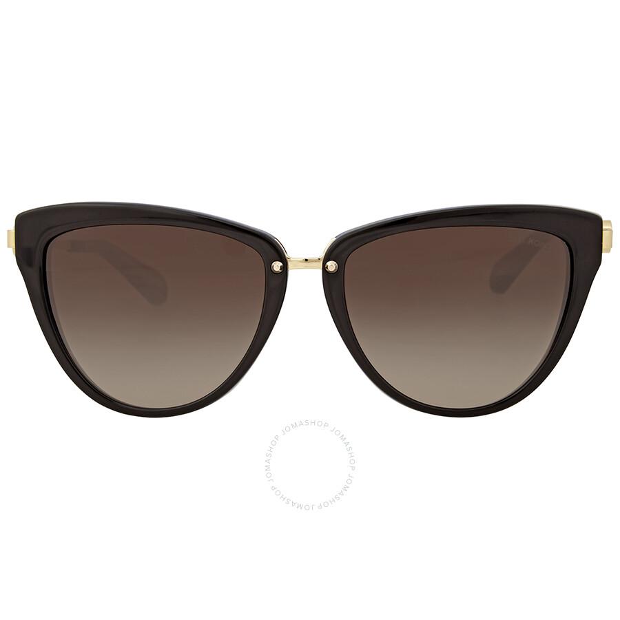 374f1df3f02 Michael Kors Abela II Brown Gradient Cat Eye Sunglasses Item No. MK6039 -314713-56