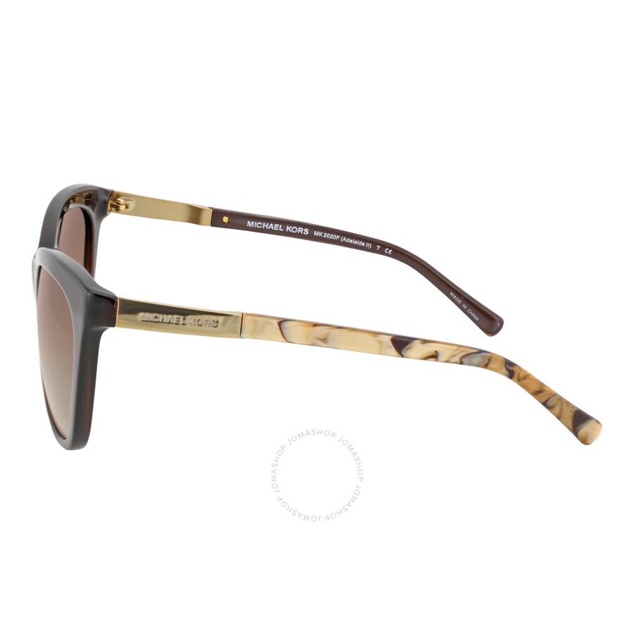 7089feef7379 Michael Kors Adelaide Cat Eye Sunglasses - Smoke Gradient - Michael ...