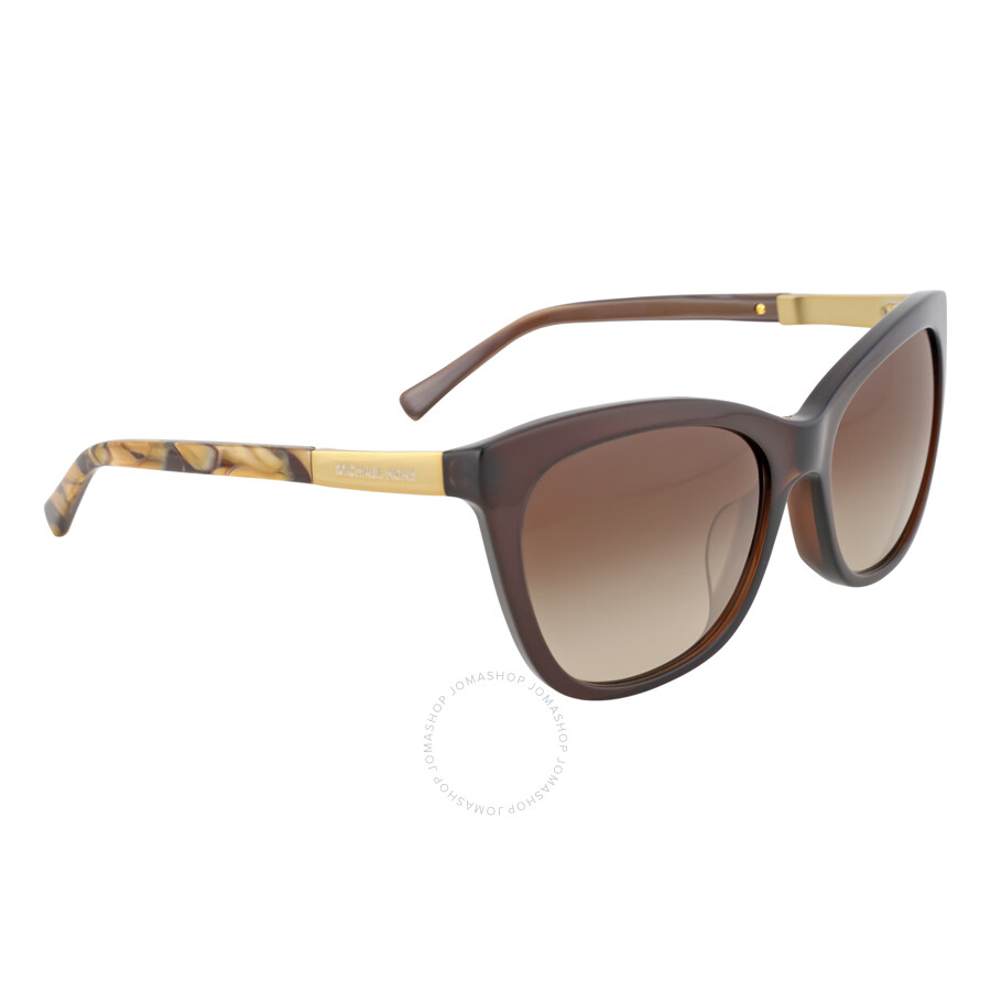 c627da1076 Michael Kors Adelaide Cat Eye Sunglasses - Smoke Gradient - Michael ...
