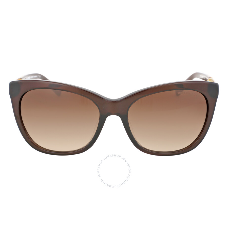 967b3c0d043e Michael Kors Adelaide Cat Eye Sunglasses - Smoke Gradient Item No. MK2020F  311613 56-17