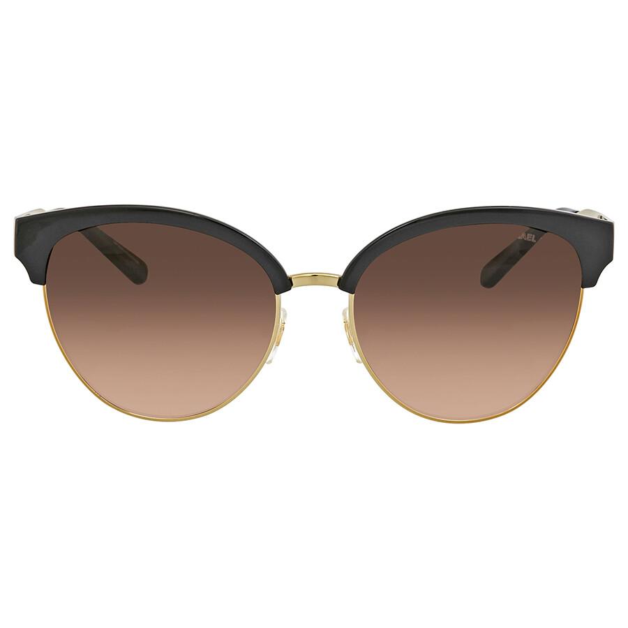 f5e1b4d651 ... Michael Kors Amalfi Smoke Gradient Cat Eye Ladies Sunglasses MK2057  330513 56 ...