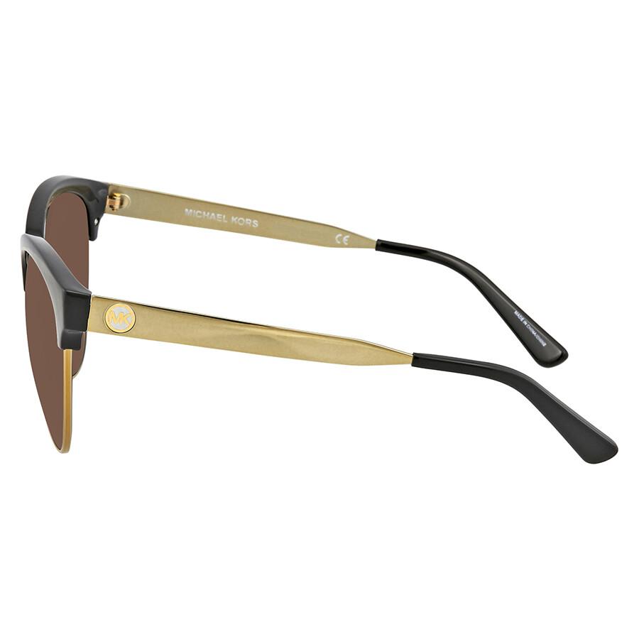 c766ddc92e ... Michael Kors Amalfi Smoke Gradient Cat Eye Ladies Sunglasses MK2057  330513 56