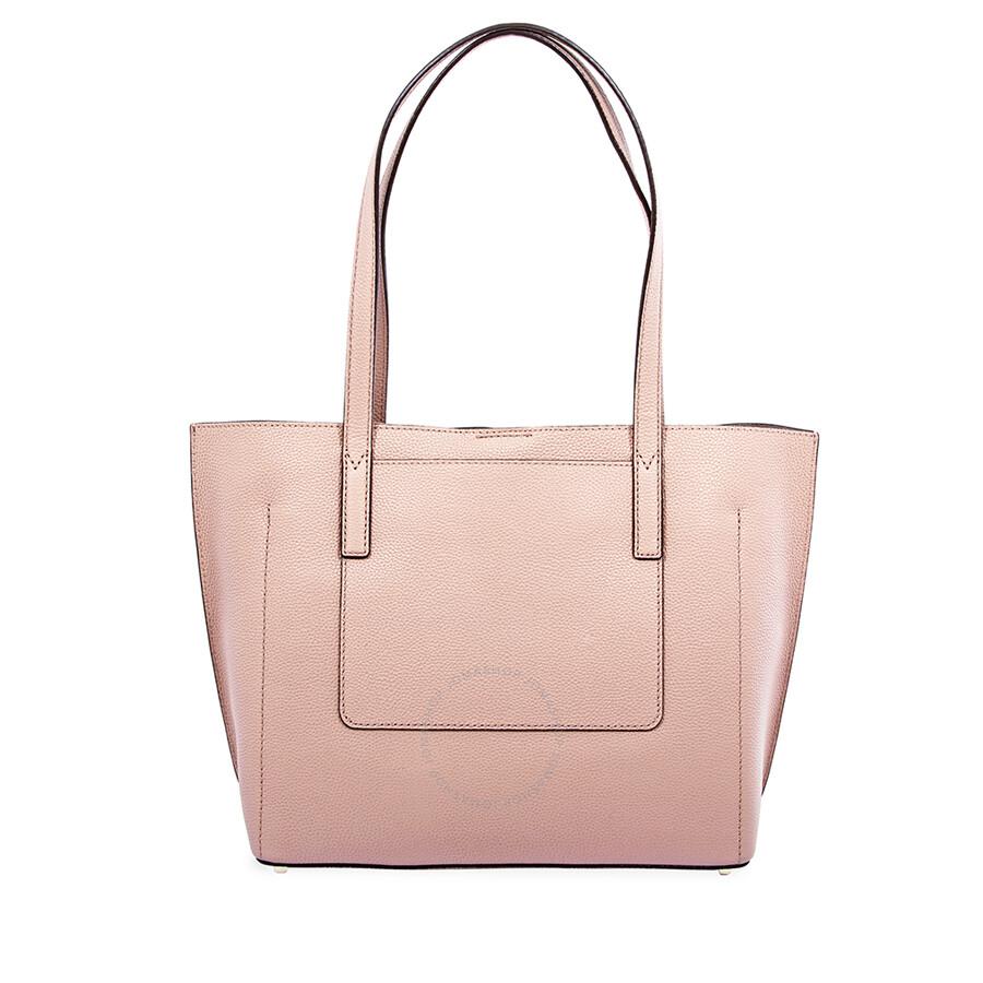 b08b7577dfe8 Michael Kors Ana Pebbled Leather Tote - Fawn - Michael Kors Handbags ...
