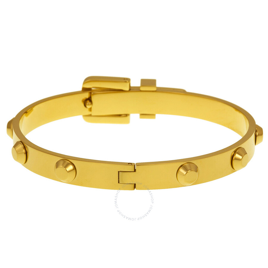 michael kors with bracelet michael kors astor buckle bangle bracelet mkj1819710 1133