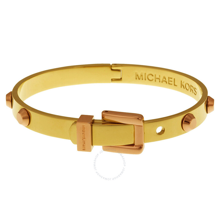 michael kors astor buckle bangle bracelet mkj1891931 michael kors ladies jewelry jewelry. Black Bedroom Furniture Sets. Home Design Ideas