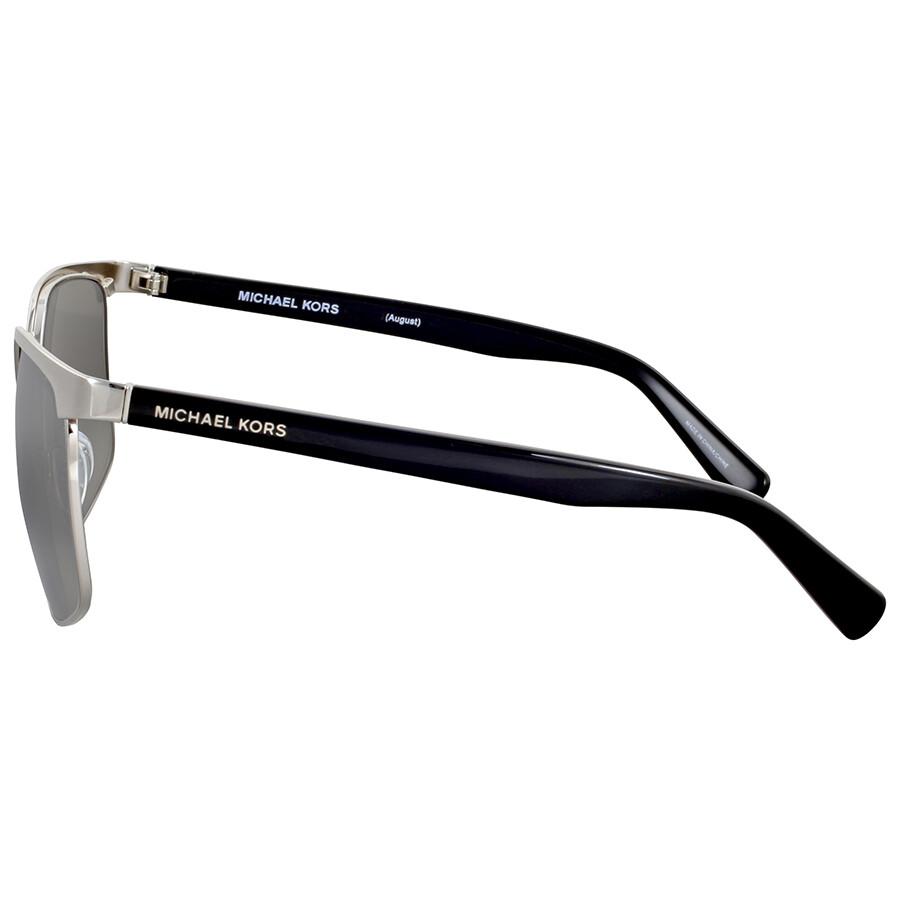 b4cea431f9bc8 Michael Kors August Silver Mirror Sunglasses - Michael Kors ...