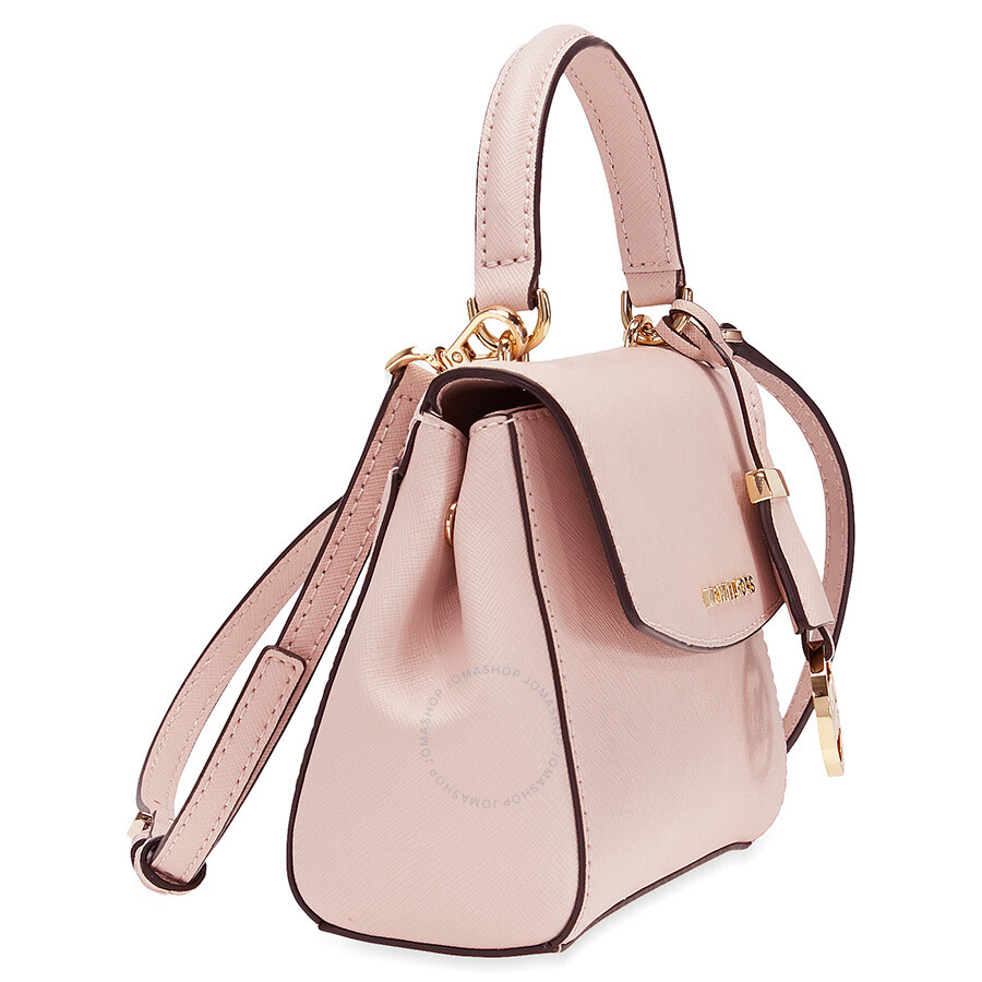 2137553276c83 Michael Kors Ava Extra Small Crossbody Bag- Soft Pink - Ava ...