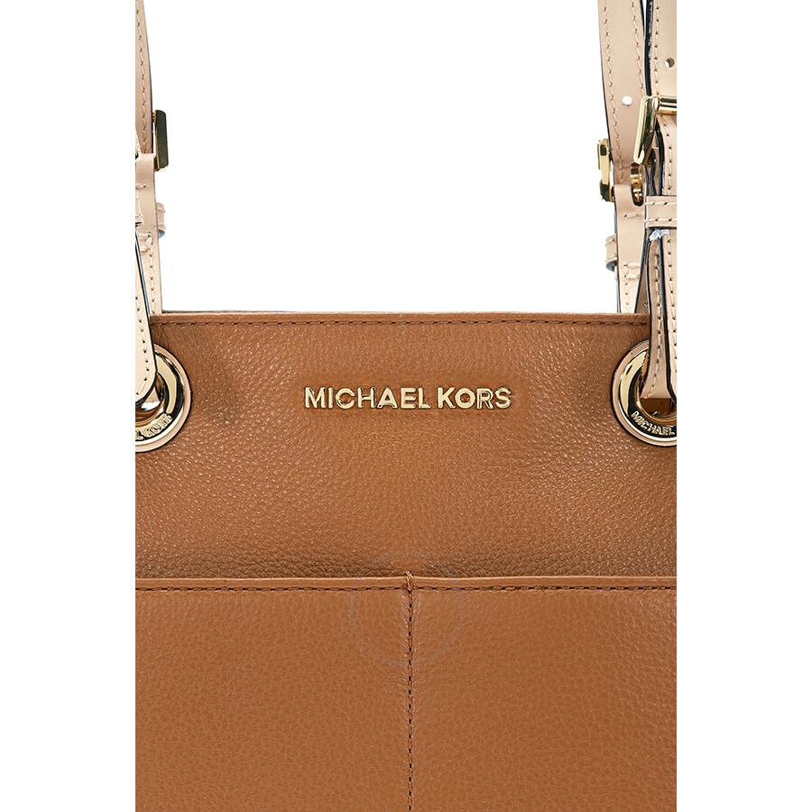 fd11514911f787 Michael Kors Bedford Leather Tote - Acorn - Bedford - Michael Kors ...