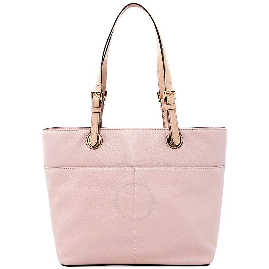 eca18751cbc3 Michael Kors Bedford Leather Tote- Soft Pink Item No. 30H4GBFT6L-187