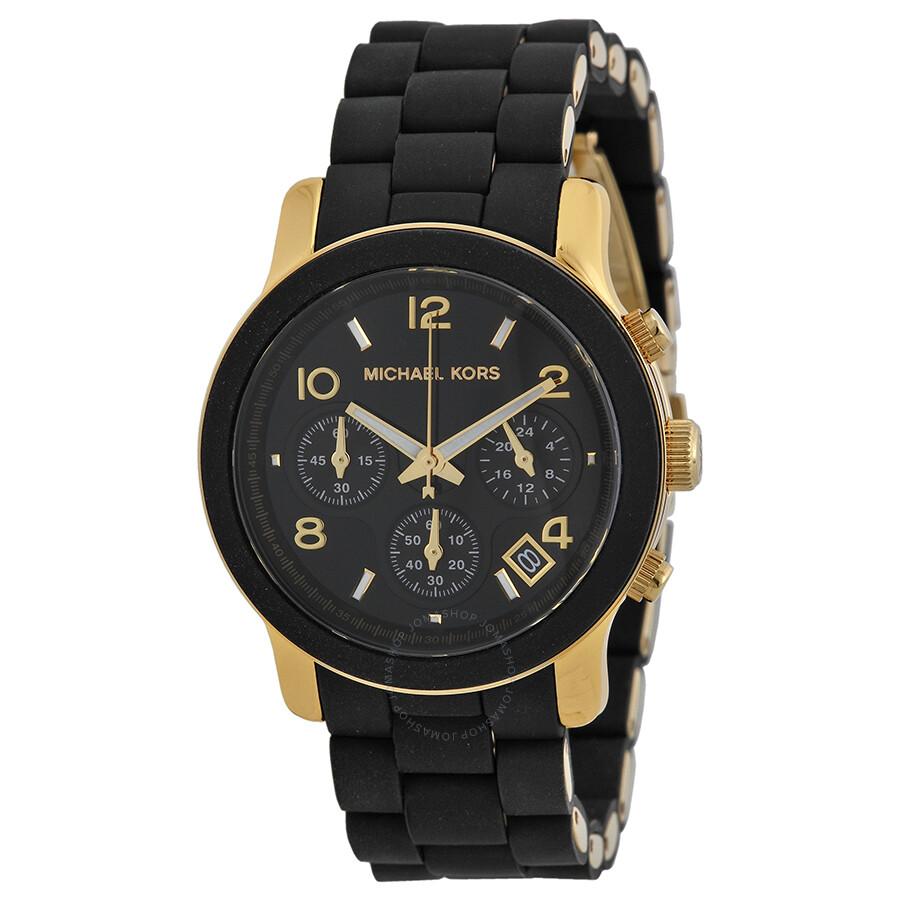 Michael Kors Black Catwalk Chronograph Watch MK5191 - Catwalk ... 949cb07a0a1a