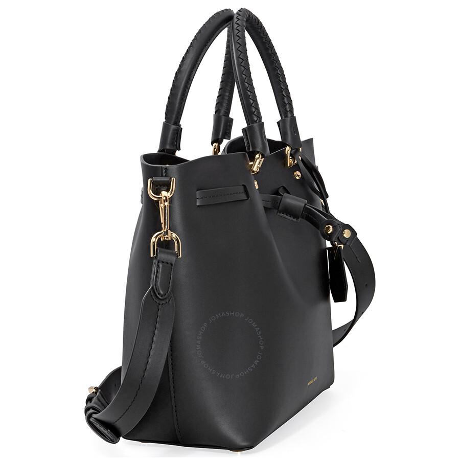 206ee6aa605841 Michael Kors Blakely Medium Bucket Bag- Black - Michael Kors ...