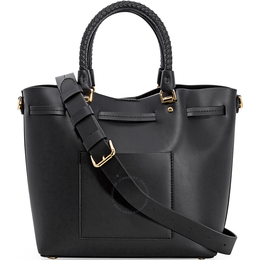 ebbbe88d9bed Michael Kors Blakely Medium Bucket Bag- Black Item No. 30S8GZLM2L-001