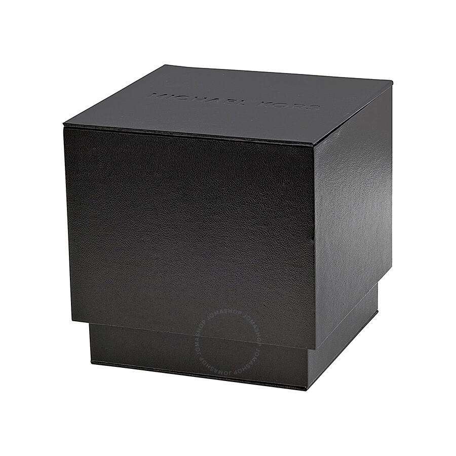e97e0dd58ac5 Michael Kors Bradshaw Chronograph Black Dial Unisex Watch MK5550 ...