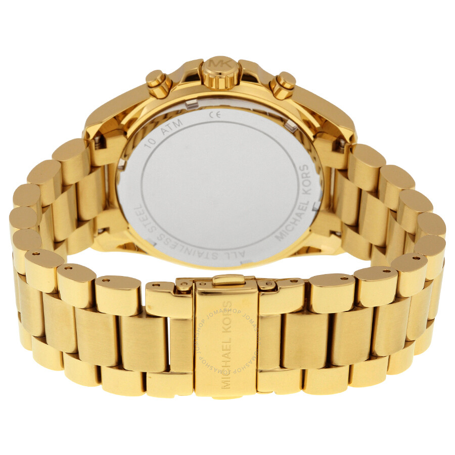 how to remove links from michael kors bradshaw watch