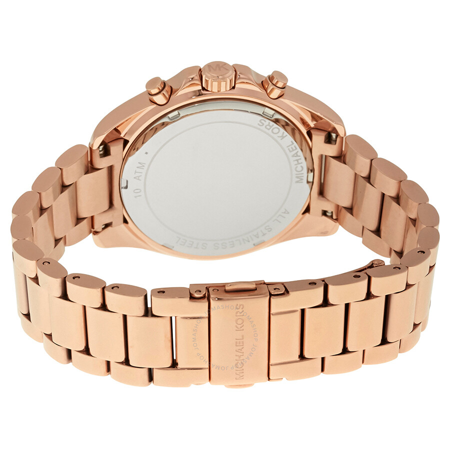 Michael Kors Bradshaw Watch Instructions