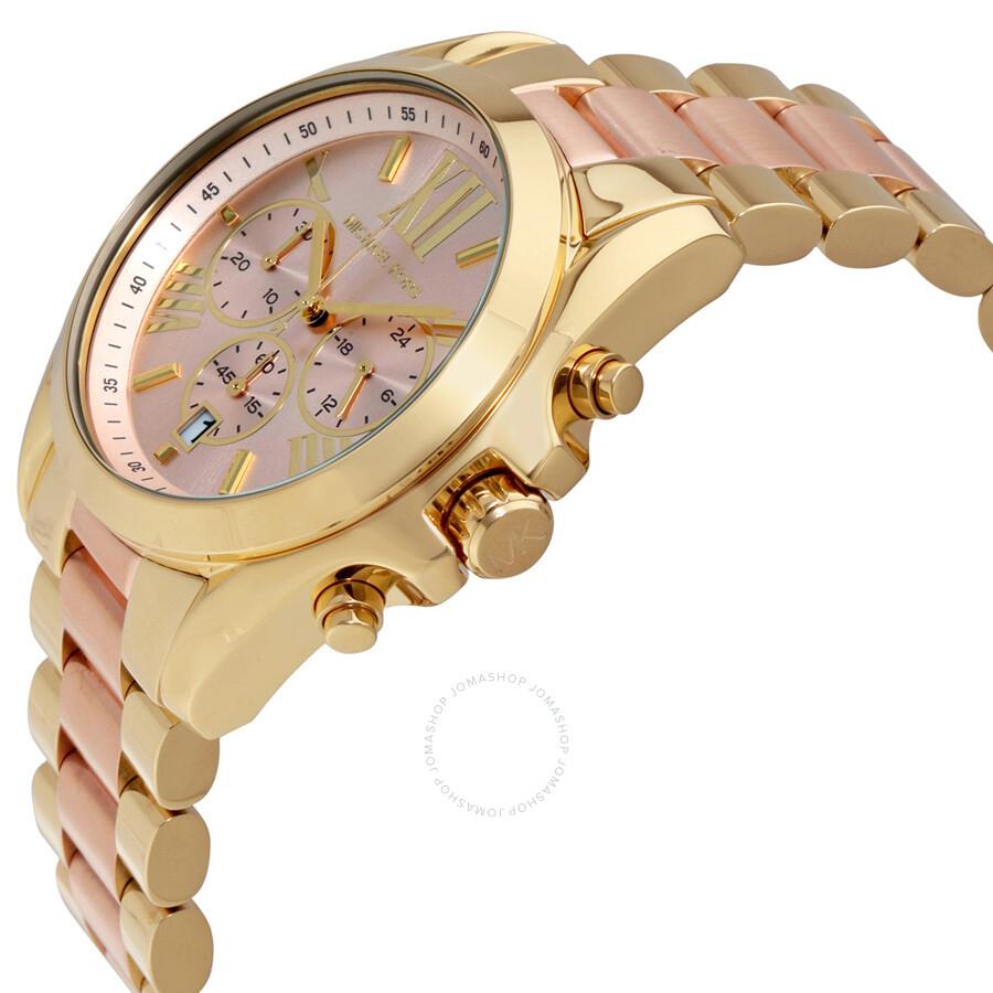 a9992c8a9f59 Michael Kors Bradshaw Chronograph Ladies Watch MK6359 Michael Kors Bradshaw  Chronograph Ladies Watch MK6359 ...