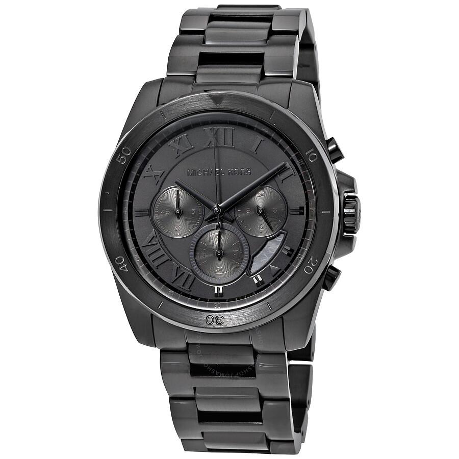 ba12331d04ea Michael Kors Brecken Chronograph Men s Watch MK8482 - Brecken ...