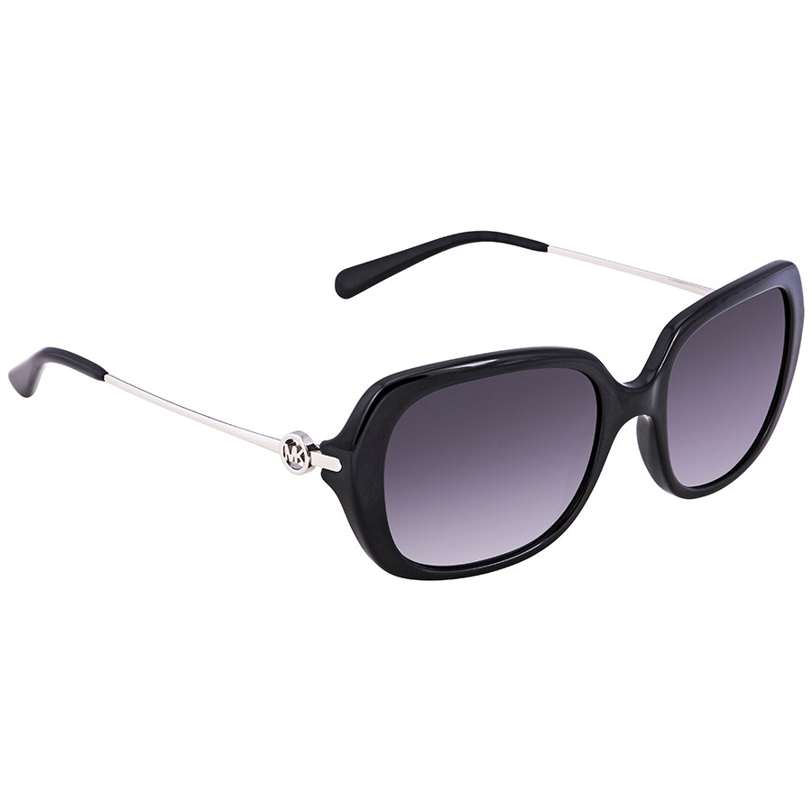 3e0ed6df3ad57 Michael Kors Carmel Grey Gradient Rectangular Ladies Sunglasses MK2065  30058G 54 ...