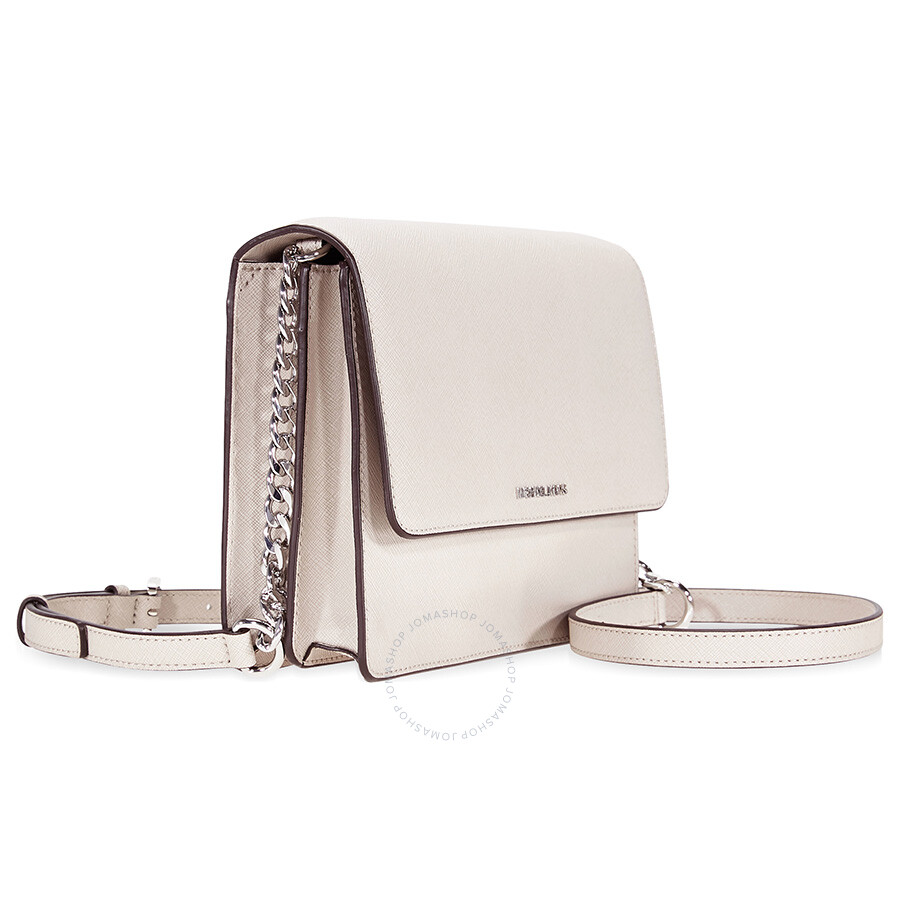 Michael Kors Crossbody Laukut : Michael kors daniela leather crossbody cement