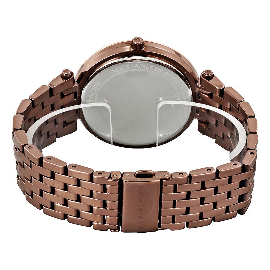 01683a627782 Michael Kors Darci Sable Dial Ladies Watch MK3416 - Darci - Michael ...