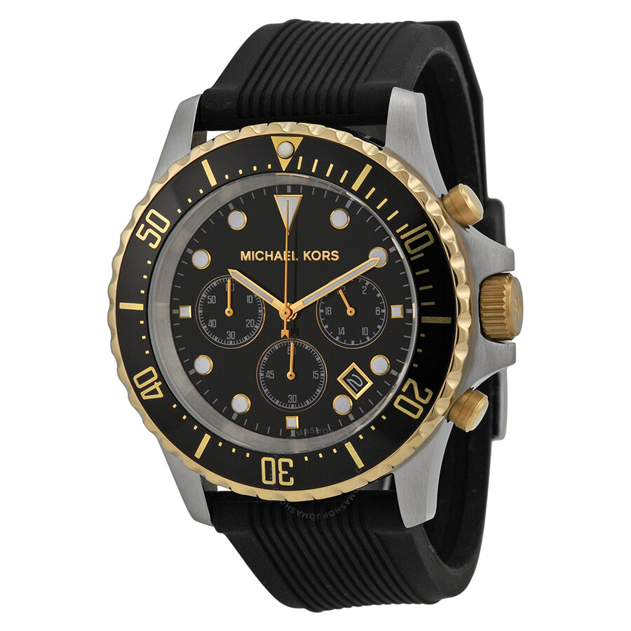 Black Watches Men