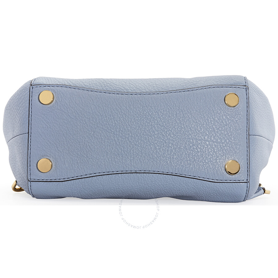 6294eeecd694 Michael Kors Evie Small Flower Garden Backpack- Pale Blue - Michael ...