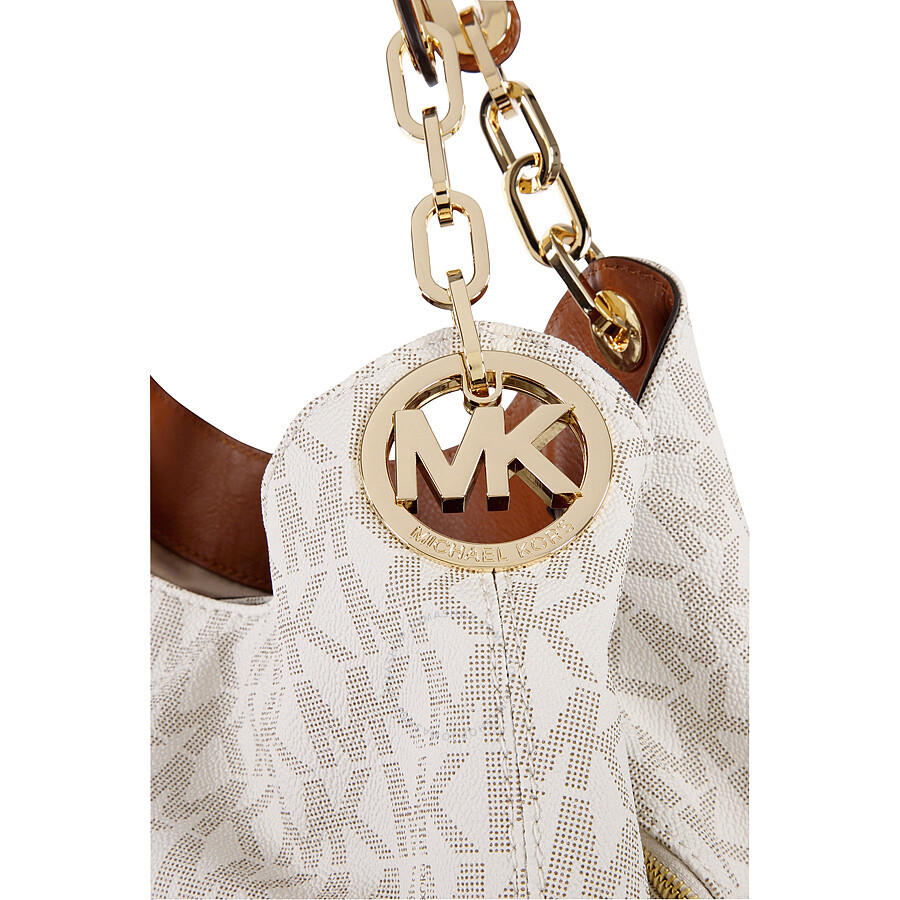 06d9167dd4f6 Buy michael kors signature fulton large shoulder bag   OFF66% Discounted
