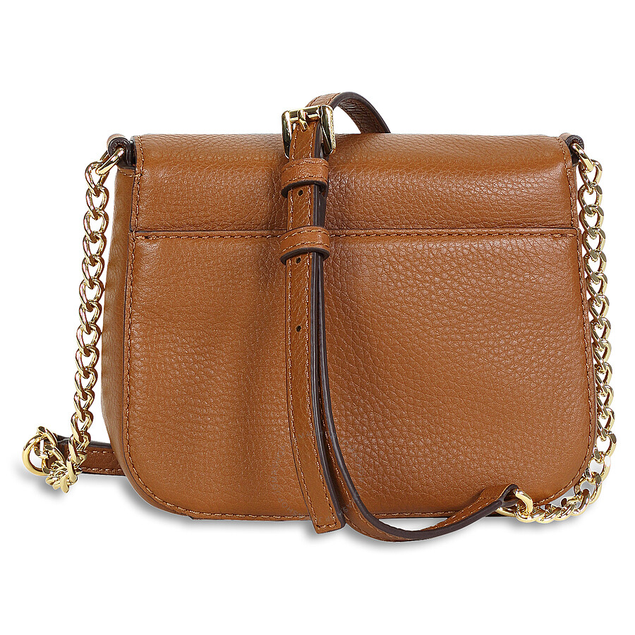 Michael Kors Crossbody Laukut : Michael kors fulton leather small crossbody luggage