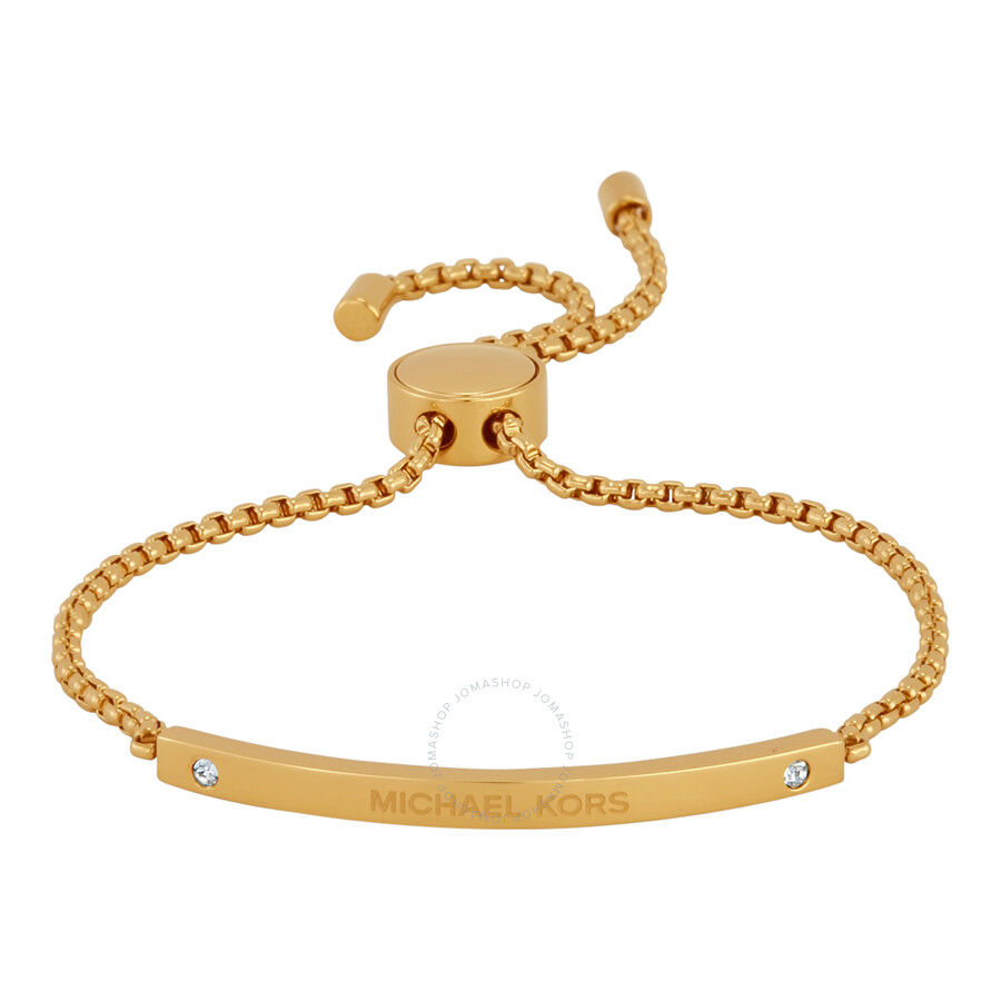 michael kors with bracelet michael kors gold tone toggle bracelet mkj4641710 7025