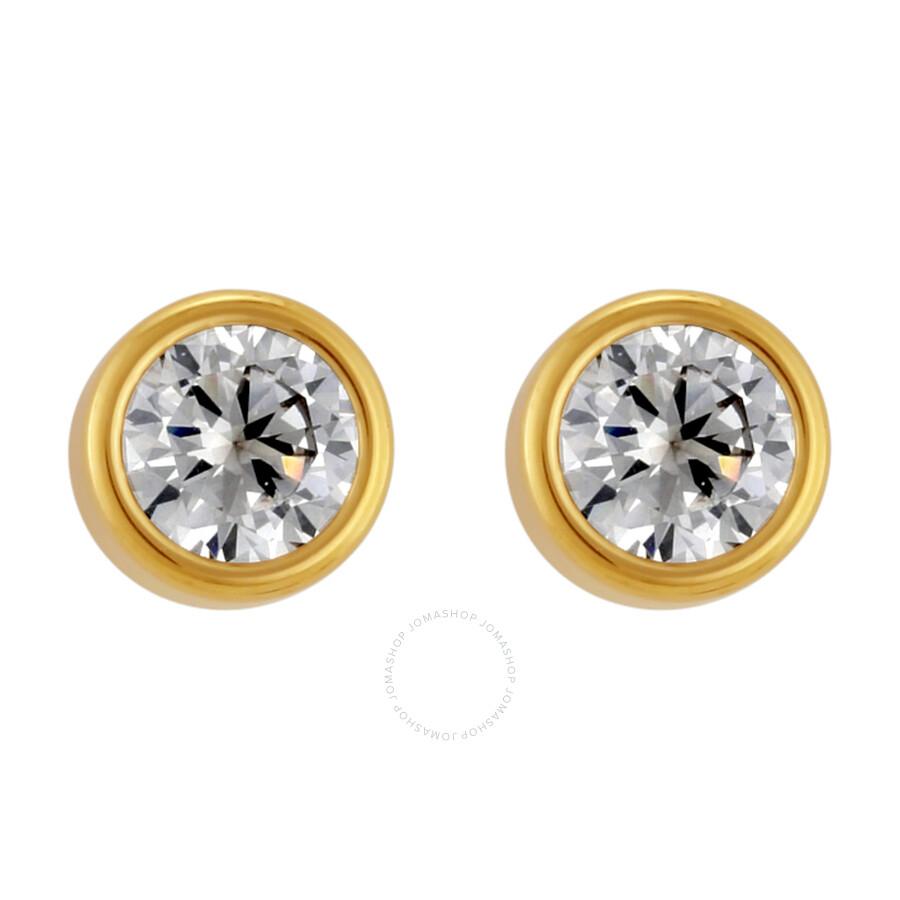 c337d3ed7d2d Michael Kors Gold-Tone Stud Earrings MKJ4704710 - Michael Kors ...