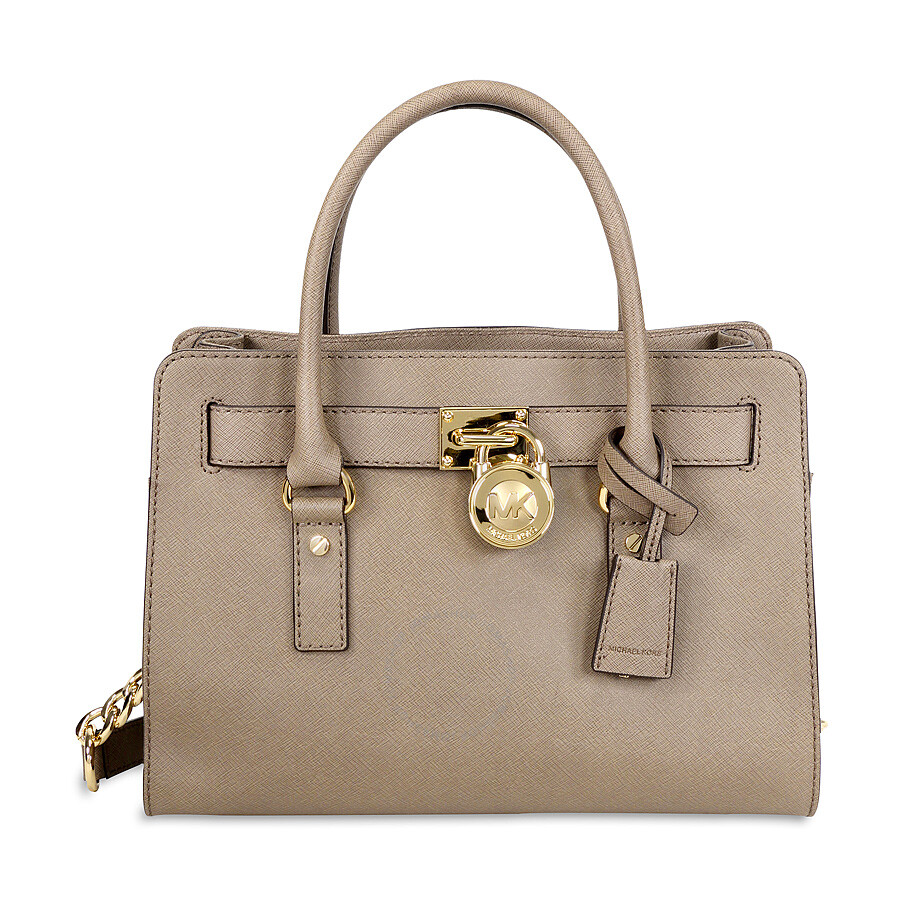 Michael Kors Hamilton Laukku : Michael kors hamilton saffiano leather medium satchel