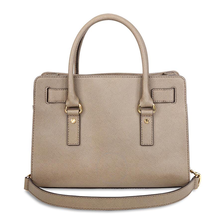 michael kors hamilton saffiano leather medium satchel. Black Bedroom Furniture Sets. Home Design Ideas