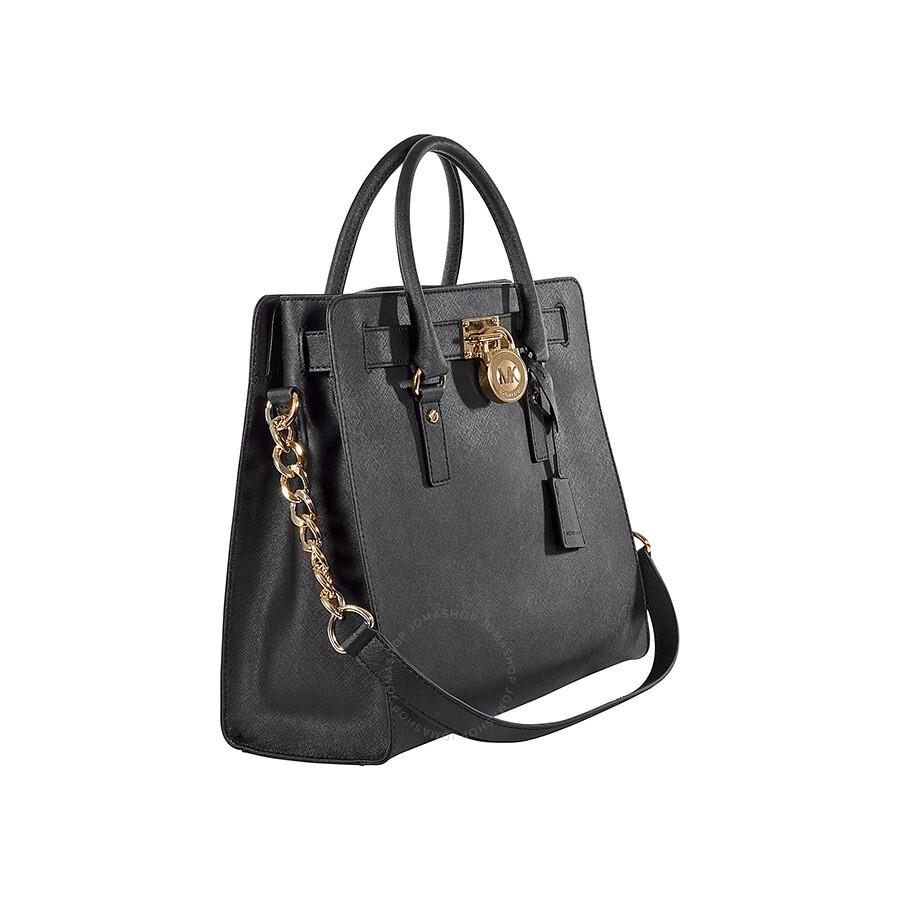 michael kors hamilton satchel handbag black hamilton. Black Bedroom Furniture Sets. Home Design Ideas