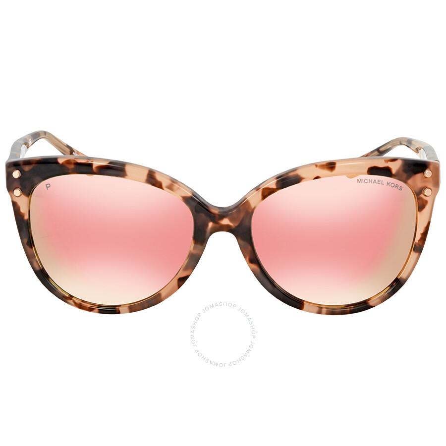 2a8717b3726a ... Michael Kors Jan Cat Eye Ladies Sunglasses MK2045 3026N0 55 ...