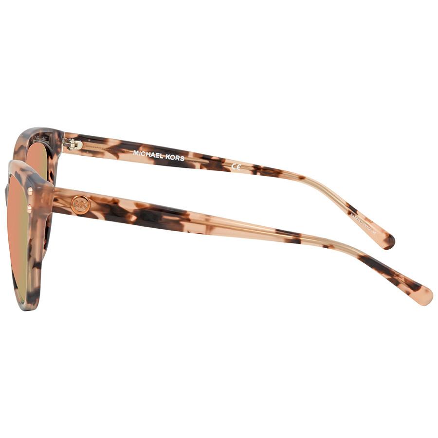 ed1de9ca5c3c Michael Kors Jan Cat Eye Ladies Sunglasses MK2045 3026N0 55 ...